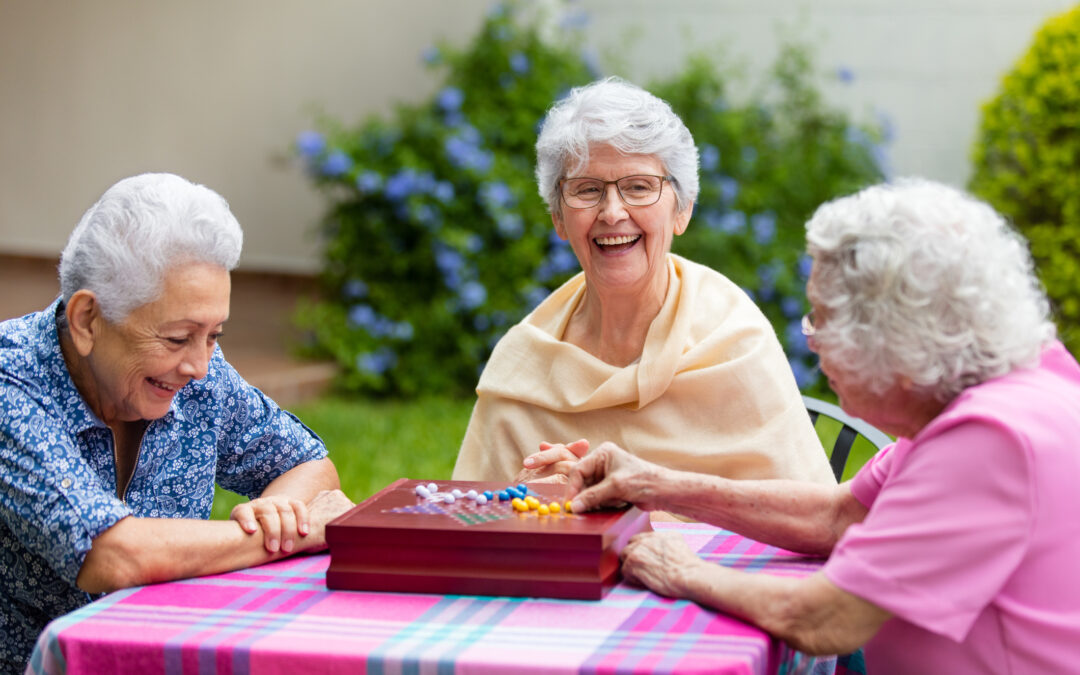 How to Choose Board Games for Dementia Patients