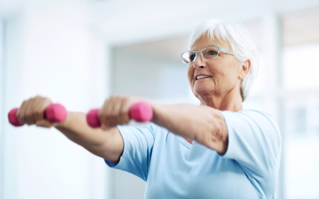 It's Never Too Late to Begin a Fitness Regimen