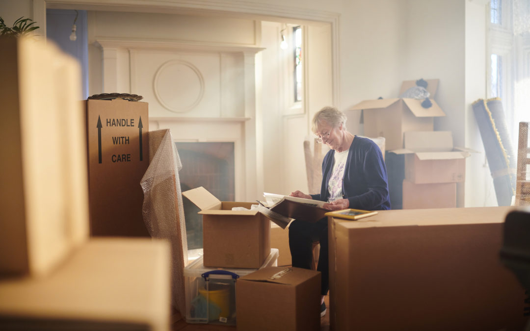 How to Downsize for a Move to an Assisted-Living Facility