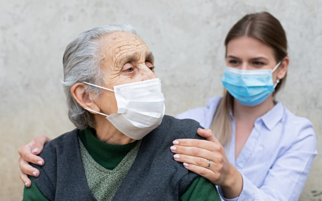 Regaining Mental Health after a Disaster of Pandemic Proportion