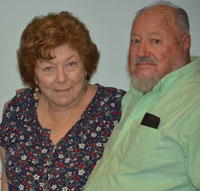 Diverse Interests Keep Assisted Living Residents Jane and Alex Bolen Active