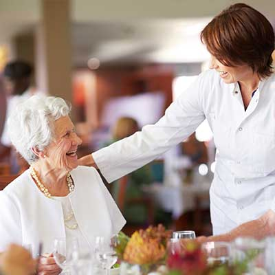 Great Article about our Chef here at Victoria Landing Assisted Living!