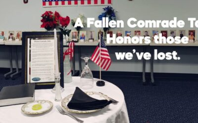 St. Francis Reflections Lifestage Care Presents Wall of Honor, Honors Veterans with Pinning Ceremony